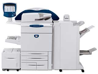 Xerox WorkCentre, DocuColor, CopyCentre
